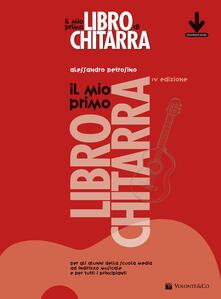 Librisulladiversita.it Il mio primo libro di chitarra. Con CD Audio Image