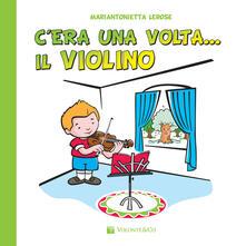 Librisulladiversita.it C'era una volta il violino Image