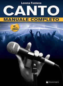 Ipabsantonioabatetrino.it Manuale completo di canto. Con CD-Audio Image