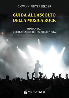 Voluntariadobaleares2014.es Guida all'ascolto della musica rock. Odeporico per il musicista escursionista Image