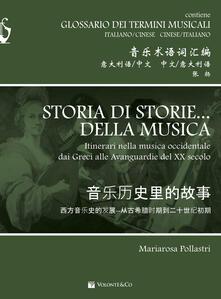 Storia di storie... della musica. Itinerario nella musica occidentale dai greci alle avanguardie del XX secolo. Ediz. bilingue.pdf