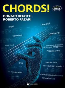 Chords! Ediz. italiana - Donato Begotti,Roberto Fazari - copertina