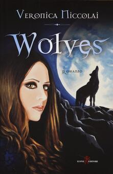 Wolves - Veronica Niccolai - copertina