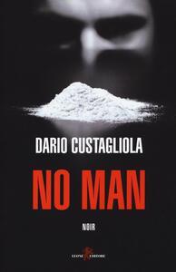 No man - Dario Custagliola - copertina