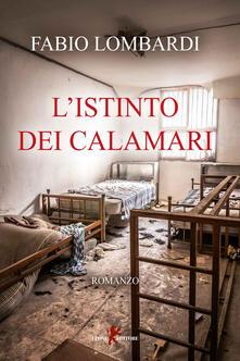 L' istinto dei calamari - Fabio Lombardi - copertina