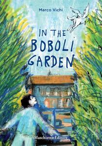 In the Boboli garden
