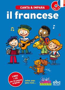 Canta e impara il francese! Con CD Audio.pdf