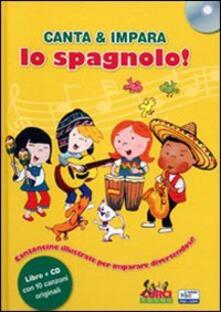 Voluntariadobaleares2014.es Canta e impara lo spagnolo! Con CD Audio Image