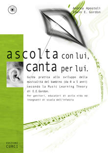 Premioquesti.it Ascolta con lui, canta per lui. Con CD Audio Image