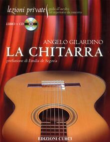 Mercatinidinataletorino.it La chitarra. Con CD Audio Image