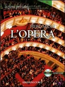 Ristorantezintonio.it L' opera. Con CD Audio Image