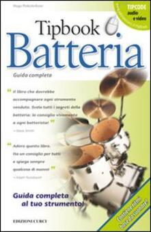 Camfeed.it Tipbook. Batteria Image