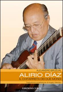 Secchiarapita.it Alirio Díaz. Il chitarrista dei due mondi Image