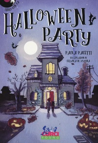 Halloween party. Con CD Audio