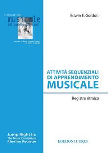 Fondazionesergioperlamusica.it Attività sequenziali di apprendimento musicale. Registro ritmico Image