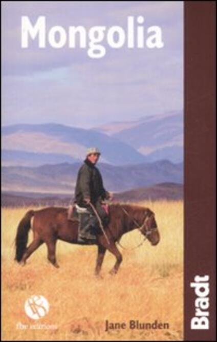 Mongolia - Jane Blunden - copertina