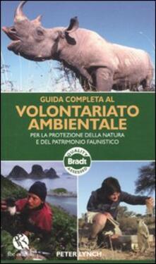Camfeed.it Guida completa al volontariato ambientale per la protezione della natura e del patrimonio faunistico Image