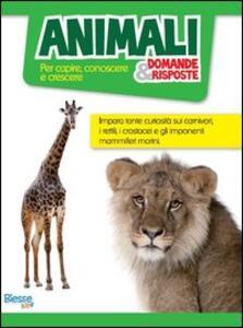 Animali... domande & risposte