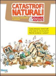 Catastrofi naturali... domande & risposte
