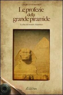 Capturtokyoedition.it Le profezie della grande piramide Image