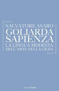 Goliarda Sapienza. La lingua modesta dell'arte della gioia