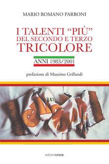 Antondemarirreguera.es I talenti «più» del secondo e terzo tricolore Image