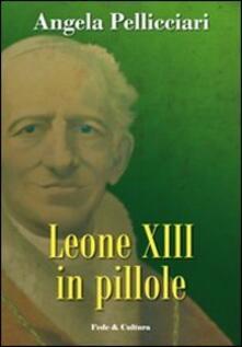 Ilmeglio-delweb.it Leone XIII in pillole Image