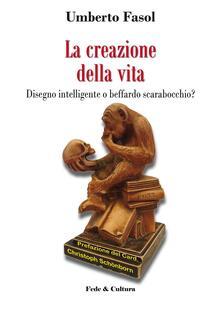 Milanospringparade.it La creazione della vita. Disegno intelligente o beffardo scarabocchio? Image