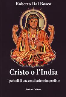Daddyswing.es Cristo o l'India. I pericoli di una conciliazione impossibile Image