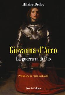 Giovanna d'Arco - Hilaire Belloc - copertina