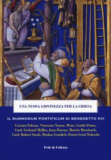 Una nuova giovinezza per la Chiesa. Il Summorum pontificum di Benedetto XVI - copertina