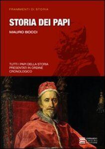 Storia di papi