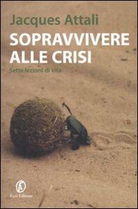 Sopravvivere alla crisi. Sette lezioni di vita