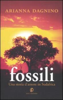 Antondemarirreguera.es Fossili. Una storia d'amore in Sudafrica Image