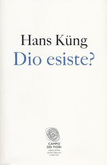 Dio esiste? - Hans Küng - copertina