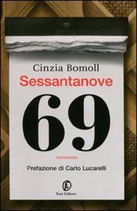 Sessantanove - Cinzia Bomoll - copertina