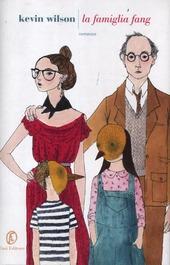 La La famiglia Fang copertina