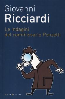 Capturtokyoedition.it Le indagini del commissario Ponzetti Image