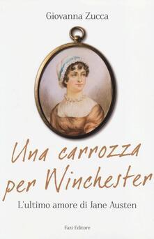Fondazionesergioperlamusica.it Una carrozza per Winchester. L'ultimo amore di Jane Austen Image