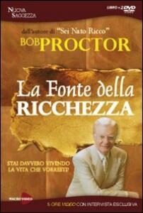 La fonte della ricchezza. 2 DVD. Con libro