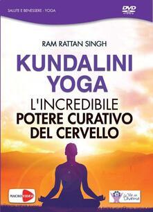 Radiospeed.it Kundalini yoga. DVD Image