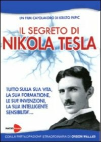 Locandina Il Segreto di Nikola Tesla