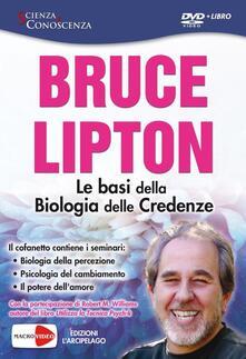 Nicocaradonna.it Le basi della biologia delle credenze. DVD Image