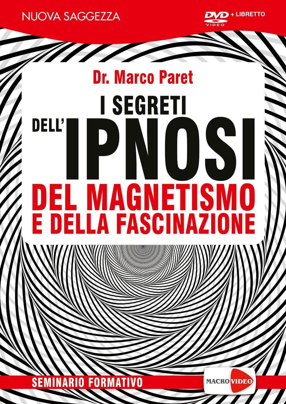 I segreti dell'ipnosi del magnetismo e della fascinazione. DVD