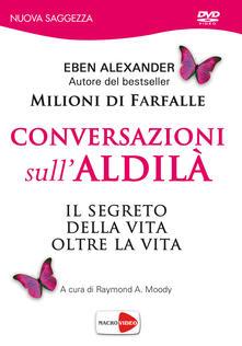 Vitalitart.it Conversazioni sull'aldilà. DVD Image