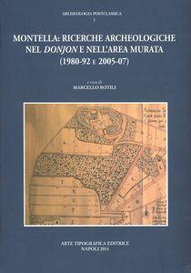 Montella: ricerche archeologiche nel Donjon e nell'area murata