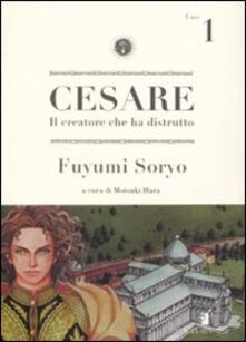 Camfeed.it Cesare. Il creatore che ha distrutto. Vol. 1 Image