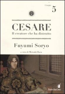 Lpgcsostenible.es Cesare. Il creatore che ha distrutto. Vol. 5 Image