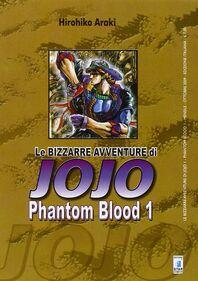 Phantom blood. Le bizzarre avventure di Jojo. Vol. 1