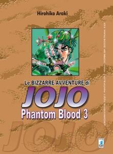 Winniearcher.com Phantom blood. Le bizzarre avventure di Jojo. Vol. 3 Image